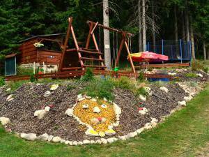Pension Renata - dětské hřiště