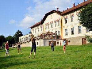 Parkhotel Český Šternberk - Posázaví, ubytování v Parkhotelu Český Šternberk