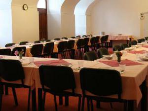 Hotel Týnec - Salonek/školící místnost