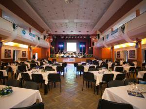 Hotel Týnec - Společenský sál Hotelu Týnec