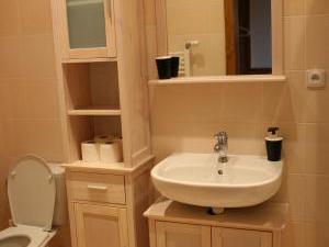Hotel Týnec - koupelna