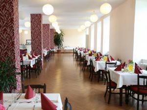 Parkhotel Český Šternberk - Restaurace