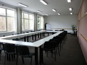 Parkhotel Český Šternberk - školící místnost