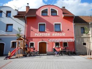 Penzion Hádlík Velké Pavlovice