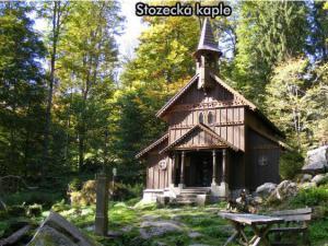 Apartmány Na Zlaté stezce *** (NP Šumava - Stožec - České Žleby) - Stožecká kaple