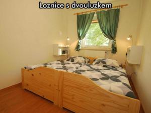 Apartmány Almberg *** (skiareál Mitterdorf) - Ložnice s dvoulůžkem