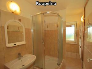 Apartmány Almberg *** (skiareál Mitterdorf) - Koupelna