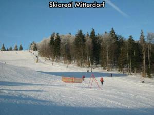 Apartmány Almberg *** (skiareál Mitterdorf) - Skiareál Mitterdorf