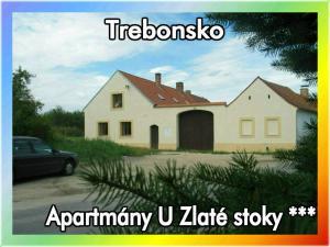 Apartmány U Zlazé stoky *** (CHKO Třeboňsko)
