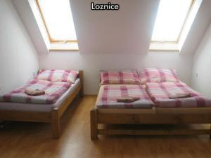 Apartmány U Zlazé stoky *** (CHKO Třeboňsko) - Ložnice