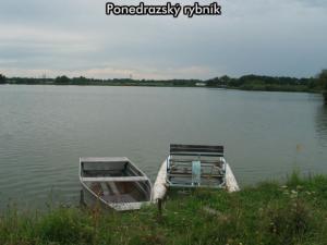 Apartmány U Zlazé stoky *** (CHKO Třeboňsko) - Ponědražský rybník