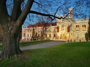 Wellness hotel Chateau St. Havel****