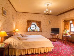 Wellness hotel Chateau St. Havel****  -
