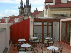 Hotel DAR - Výhled z Pražského hotelu Dar