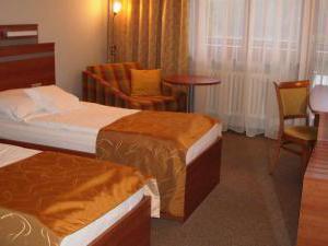 Volareza - hotel Vranov nad Dyjí - dvoulůžkový pokoj