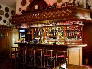 Hotel Drnholec - Anglický bar