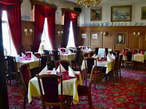 Hotel Drnholec - Anglická restaurace