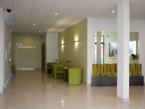 Hotel Apeyron *** - Hotel Apeyron, Český Brod, recepce