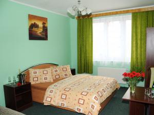 Hotel Apeyron *** - Hotel Apeyron, Český Brod, pokoj s manželskou postelí