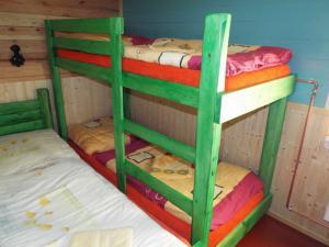 Smolův mlýn - Smolův mlýn - dřevěné postele