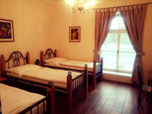 Lesní hotel Peršlák -