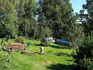 Chalupa pod Melechovem - Zahrada