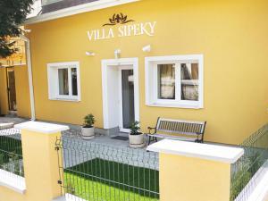 Villa Sipeky Senec