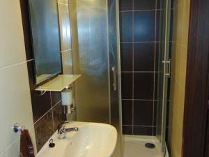 Penzion na Salaši - koupelna, wc na všech pokojích