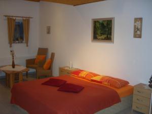 Pension Vital   Vital-Park Drahotín - pokoj - příklad ubytování