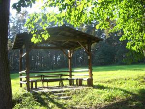 Pension Vital   Vital-Park Drahotín - pergola