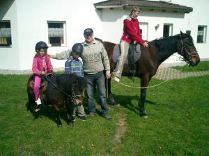 Pension Vital   Vital-Park Drahotín - ideální pro děti a milovníky zvířat