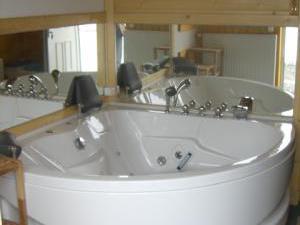 Pension Vital   Vital-Park Drahotín - vířivka a sauna pro hosty