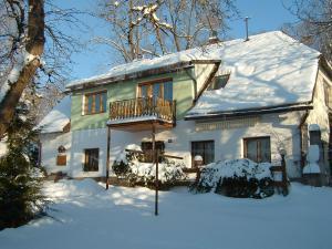 Chata Horní Lánov