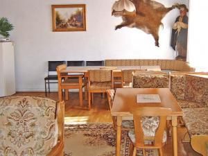 Chata Horní Lánov - hala