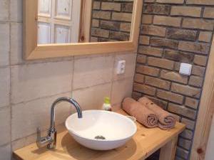 Podbrdovka - Chalupa Podbrdovka koupelna v apartmánu