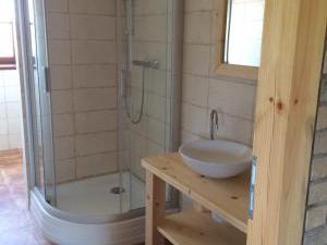 Podbrdovka - Chalupa Podbrdovka koupelna