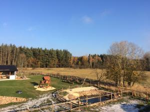 Podbrdovka - Chalupa Podbrdovka zahrada