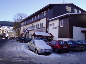 Hotel Ostrý na Šumavě