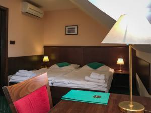 Hotel U hejtmana Šarovce -