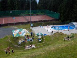 Horský Hotel Grádl - horský hotel Grádl na Šumavě