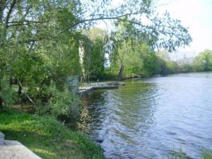 Moravský statek Strachotín - Strachotínský rybník
