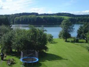 Hostel Sport Frymburk - Zahrada Hostel Sport