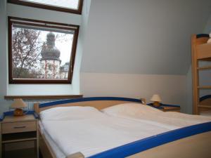 APARTMÁNY VRCHLABÍ - Apartmán - ložnice