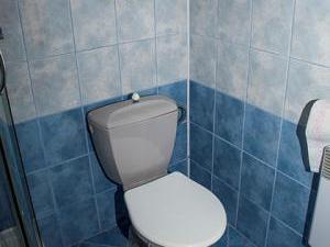 Apartmány Doksy - Apartmán 4 lůžka - WC