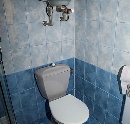Apartmán 4 lůžka - WC