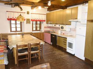 Chalupa Na Paloučku - Chalupa Na Paloučku ubytování v Orlickém Záhoří - kuchyň 1
