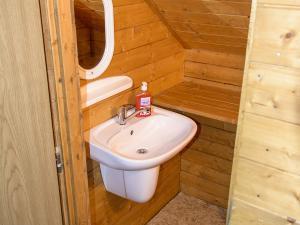 Chalupa Na Paloučku - Chalupa Na Paloučku ubytování v Orlickém Záhoří - wc 1 patro