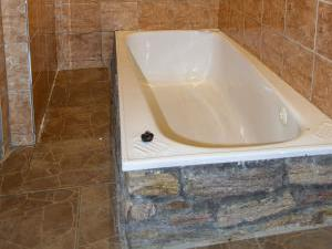 Chalupa Na Paloučku - Chalupa Na Paloučku ubytování v Orlickém Záhoří - koupelna 2