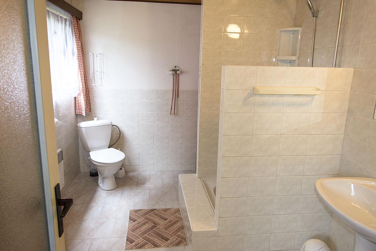 Chalupa Na Paloučku ubytování v Orlickém Záhoří - koupelna 1