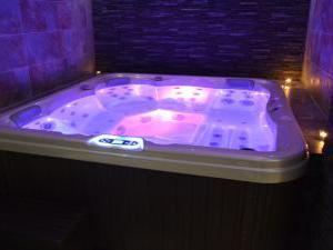 Wellness hotel Sauna -